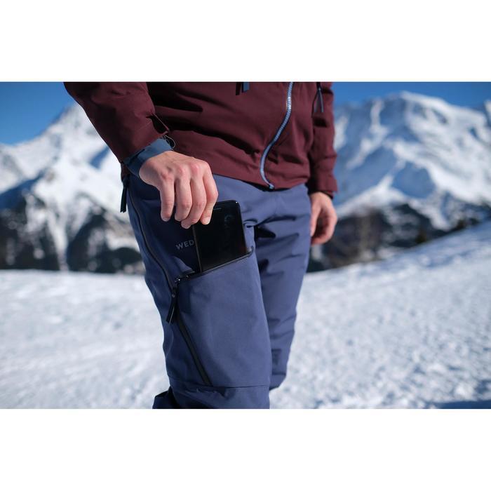 Pantalon de ski Freeride Femme FR500 Gris