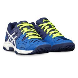 Tennisschoenen voor kinderen Asics Gel Rally blauw