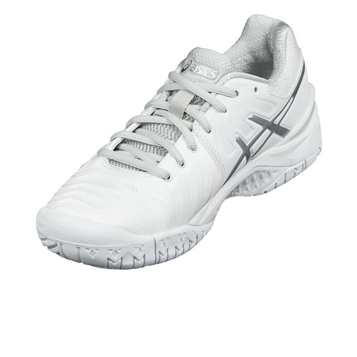 Tennisschoenen voor dames Asics Gel Resolution wit