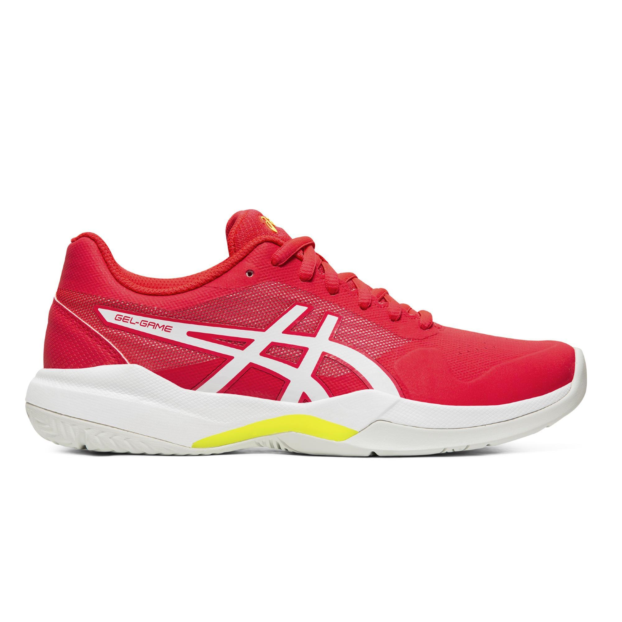 Tennisschuhe Gel Game Damen rosa | Schuhe > Sportschuhe > Tennisschuhe | Asics