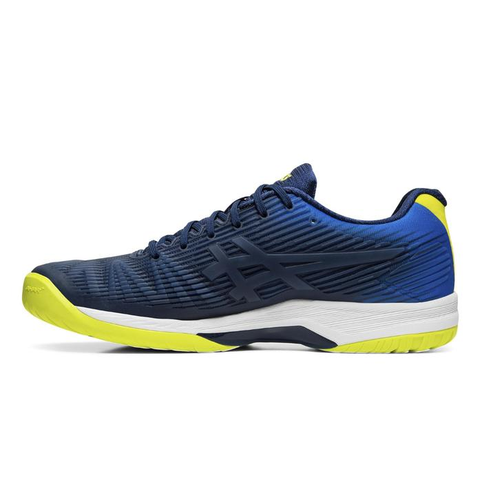 CHAUSSURES DE TENNIS HOMME GEL SOLUTION SPEED FF BLEU MULTI COURT