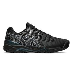 Tennisschoenen voor heren Gel-Resolution Speed 3 multicourt zwart