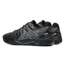 Tennisschuhe Gel Resolution Speed 3 Multicourt Herren schwarz