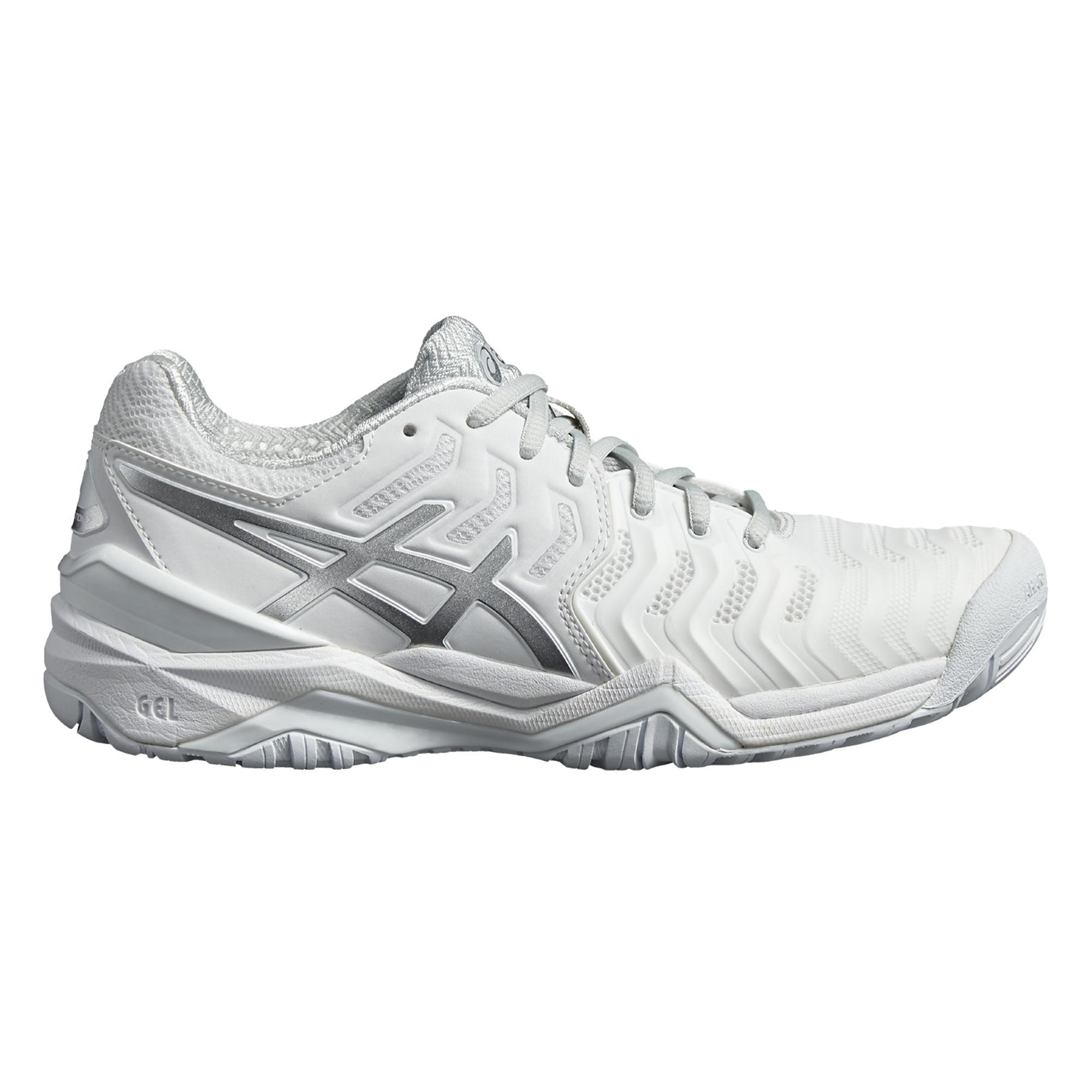 Tennisschuhe Gel Resolution Damen weiß | Schuhe > Sportschuhe > Tennisschuhe | ASICS