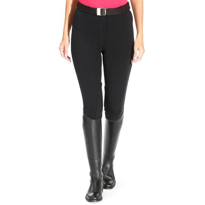 Pantalon équitation femme BR100 - 172414
