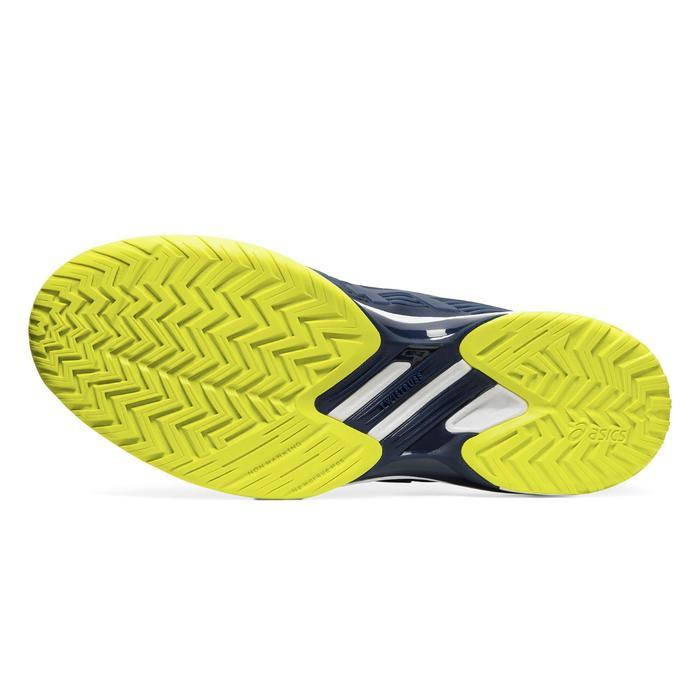 Tennisschuhe Gel Solution Speed FF Multicourt Herren blau