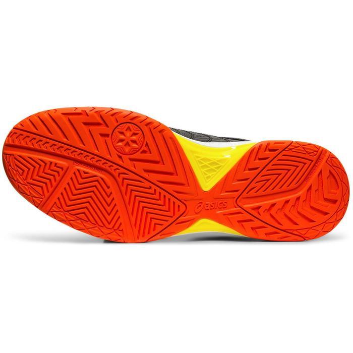 Tennisschoenen Asics Gel Dedicate zwart