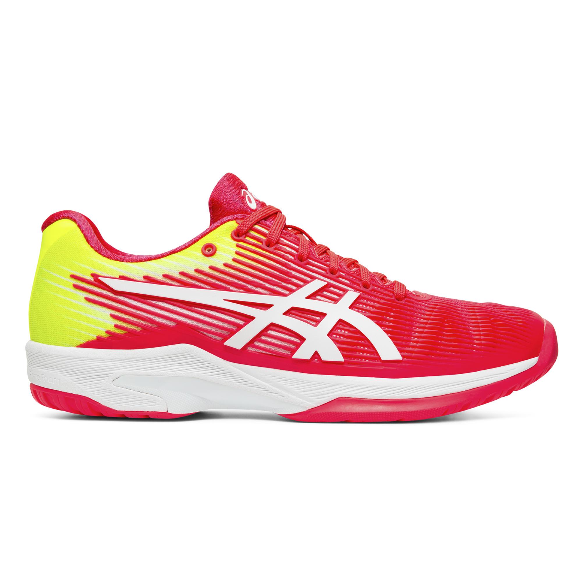 Tennisschuhe Gel Solution Damen rosa | Schuhe > Sportschuhe > Tennisschuhe | ASICS