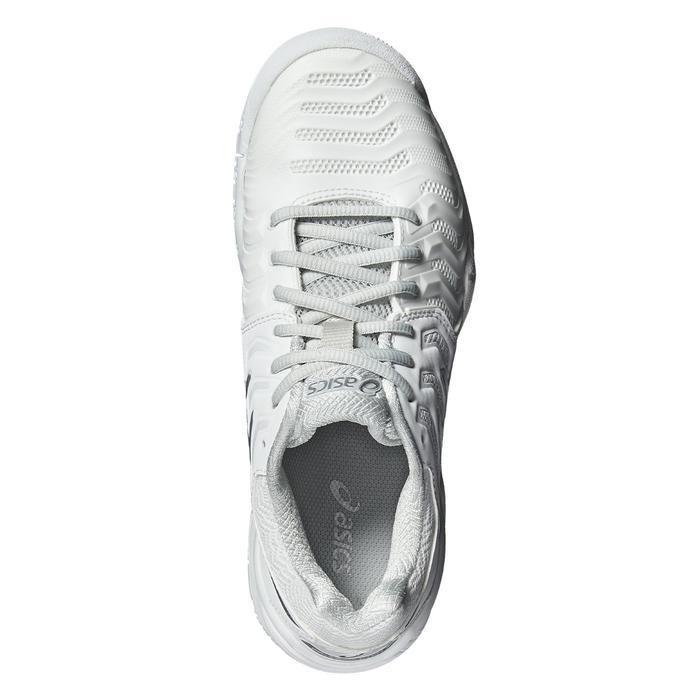 Tennisschuhe Gel Resolution Damen weiß