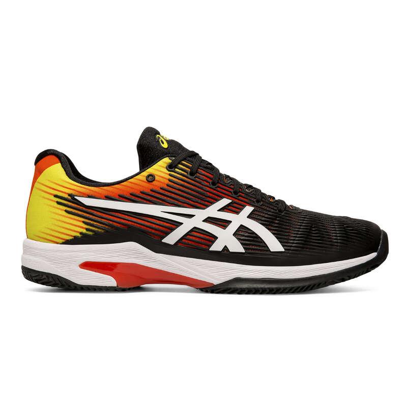 MEN CLAY COURT SHOES Tennis - Gel-Solution Speed 3 - Black ASICS - Tennis Shoes