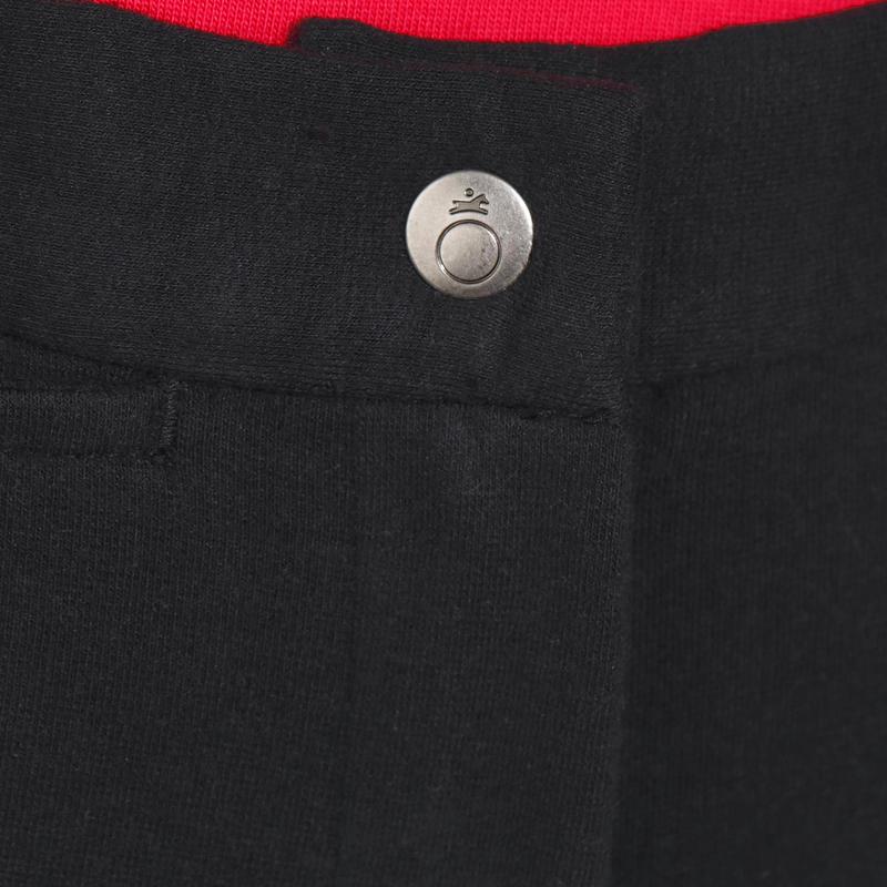 กางเกงขี่ม้าสำหรับผู้หญิงรุ่น Accessy (สีดำ)