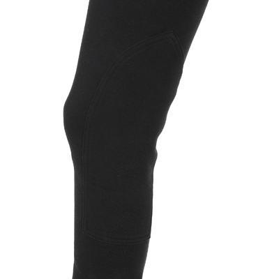 BR100 Women's Horse Riding Jodhpurs - Black