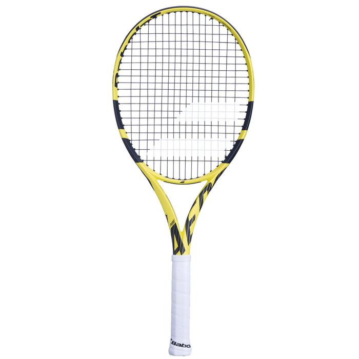 Raquette de tennis adulte Pure Aero Lite jaune