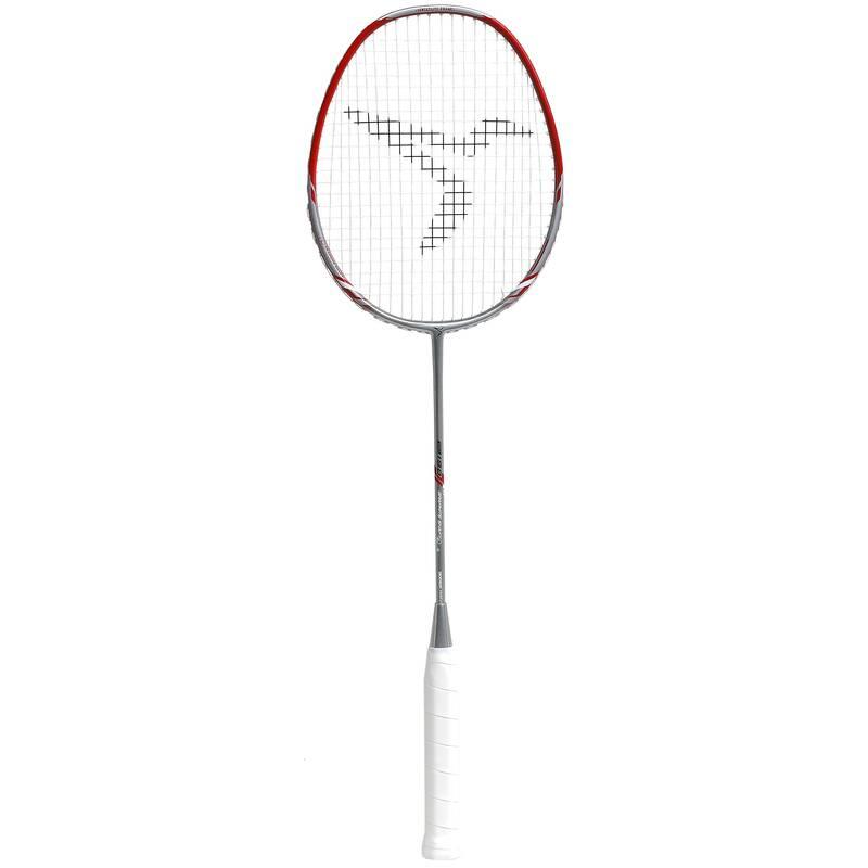 RAKETY NA BADMINTON DOSPĚLÍ RAKETOVÉ SPORTY - RAKETA BR190 ČERVENÁ  PERFLY - Badminton
