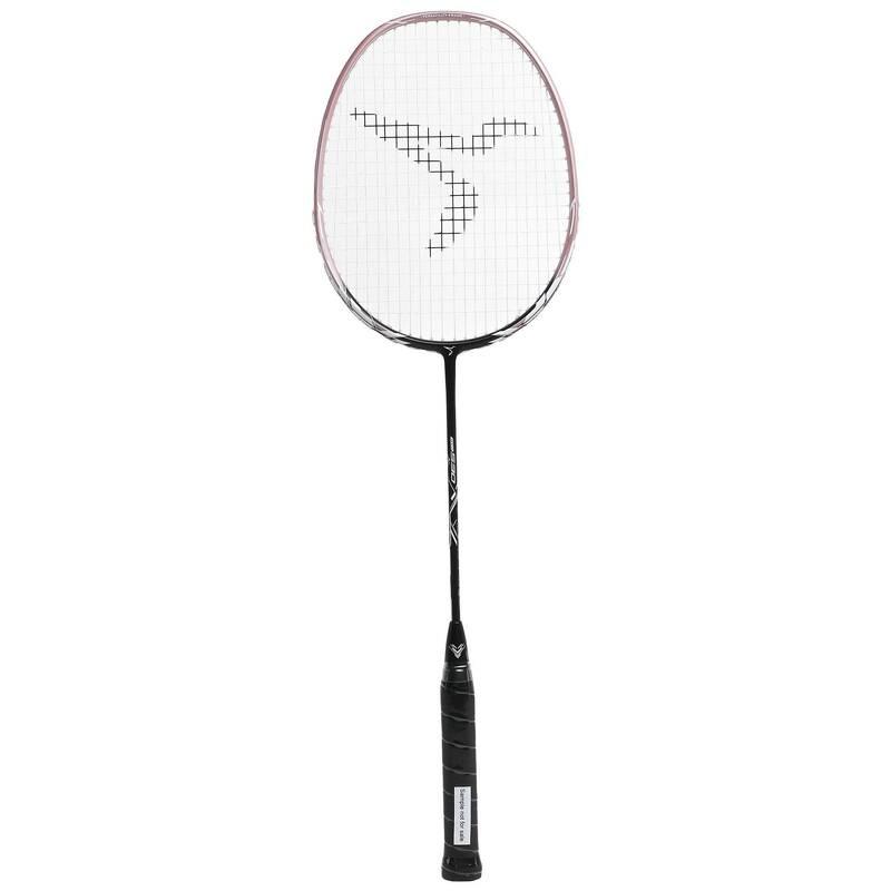 BADMINTONOVÉ RAKETY PRO POKROČILÉ RAKETOVÉ SPORTY - RAKETA BR530 RŮŽOVÁ  PERFLY - Badminton