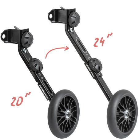 """20"""" and 24"""" Kids' Bike Stabilisers"""