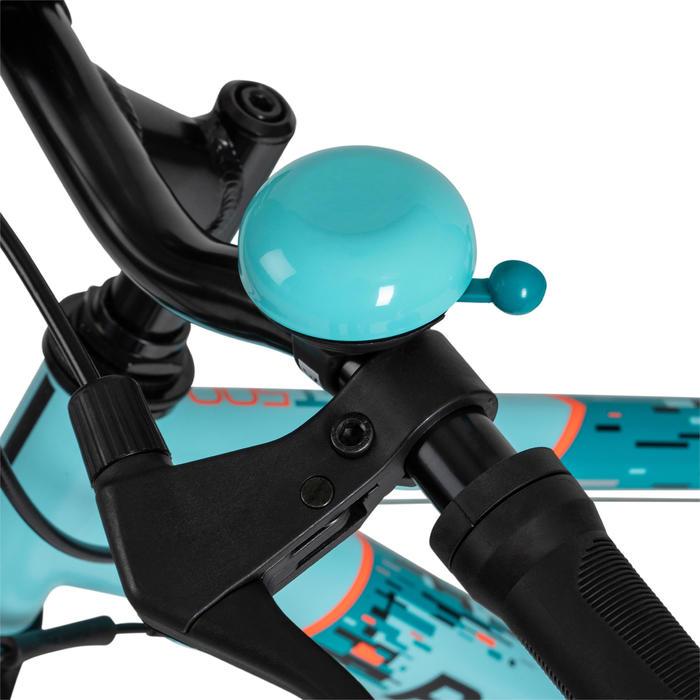 Sonnette vélo enfant bleu