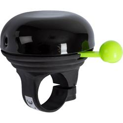 Kids' Bike Bell - Black/Yellow