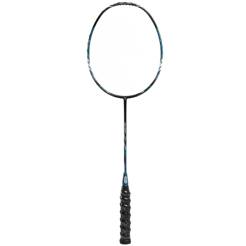 ADULT BADMINTON RACKET BR 590 BLACK GREEN