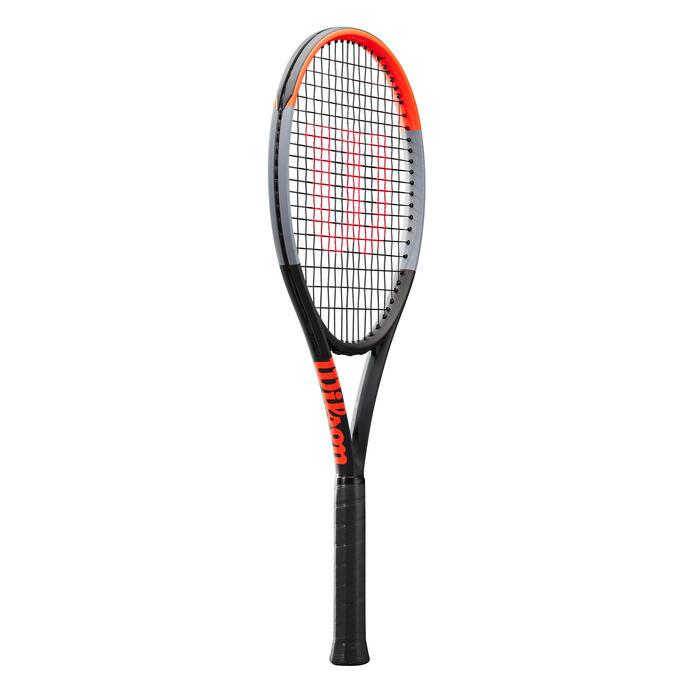 Tennisschläger Clash 100 besaitet