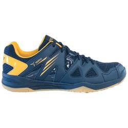 Badmintonschoenen voor heren BS 530 zwart/geel