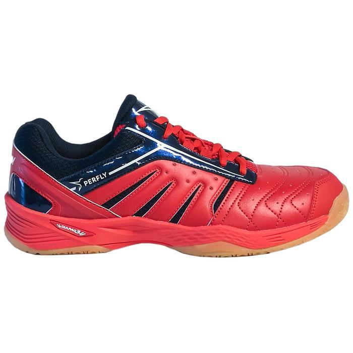 Badmintonschoenen voor heren BS 560 Lite rood
