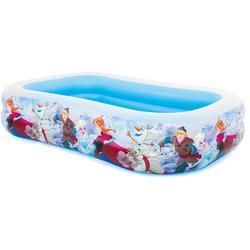 Groot opblaaszwembad voor kinderen en volwassenen Frozen