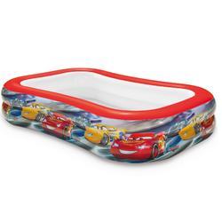 Grande piscine gongflable cars intex pour enfants et adultes