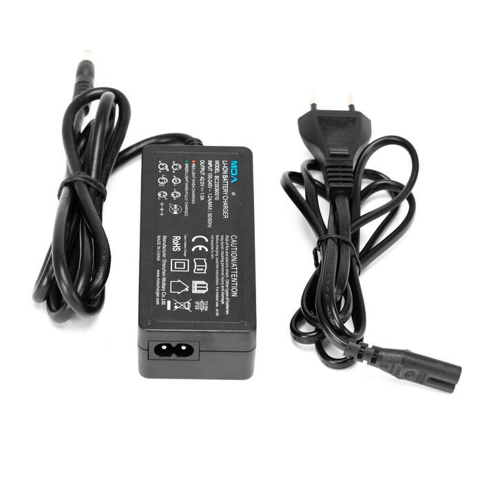 Chargeur pour trottinette électrique KLICK 500