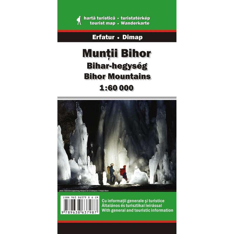 térképek Túrázás - Bihar-hegység turistatérkép CARTOGRAPHIA - Túra felszerelés