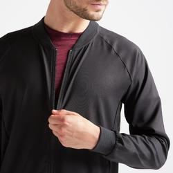 FVE 100 Fitness Cardio Training Jacket - Black