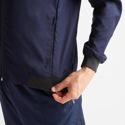 有氧健身訓練外套FVE 100-軍藍色