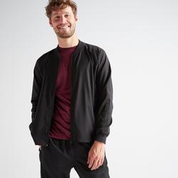 Fitness vest FVE 100 voor heren, zwart