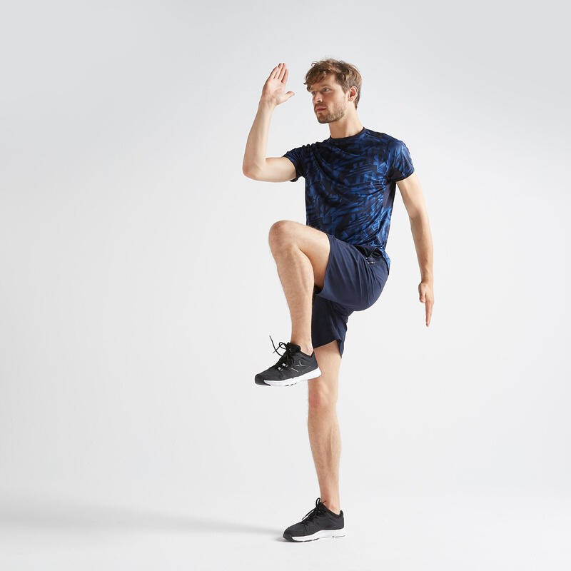 Spodenki fitness Domyos 120 męskie