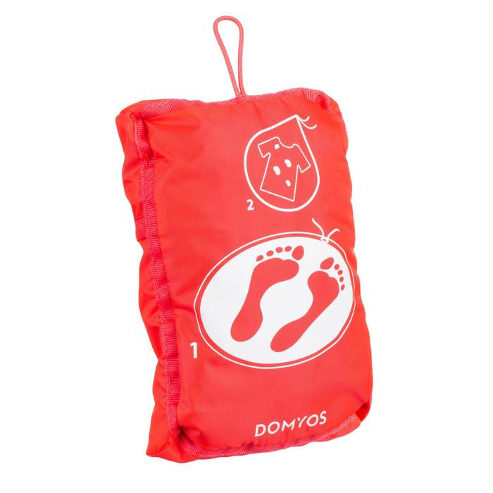 Sac fitness PTWO Domyos rose