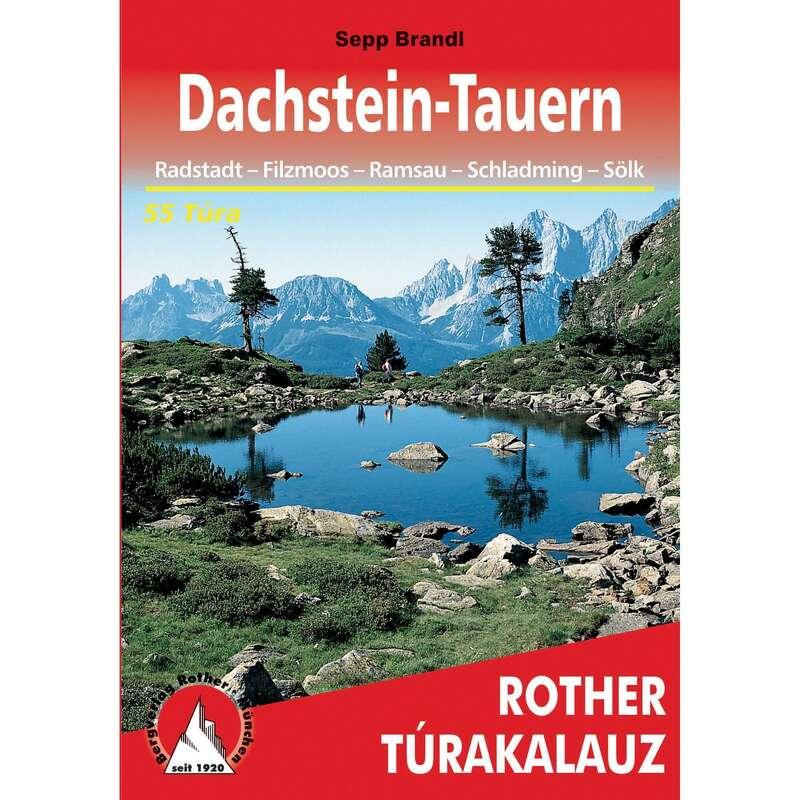 Térképek Túrázás - Dachstein-Tauern túrakalauz CARTOGRAPHIA - Túra felszerelés
