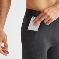 FLEG 500 Fitness Cardio Training Leggings - Black