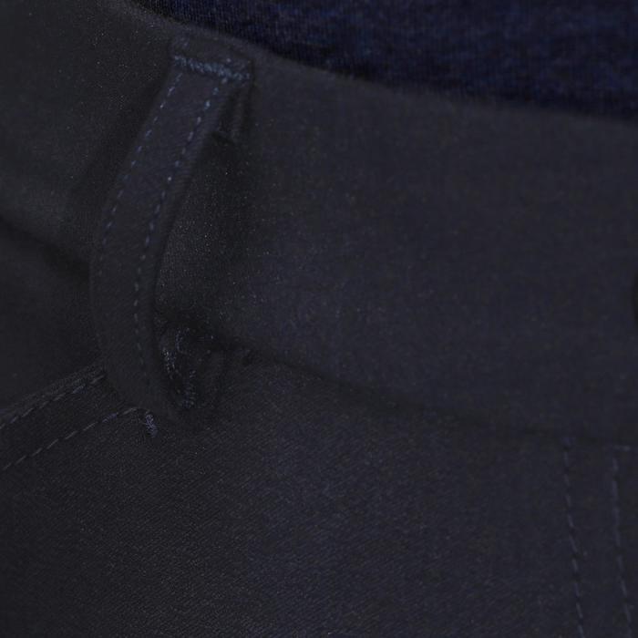 Pantalon équitation femme BR500 basanes marine - 172500