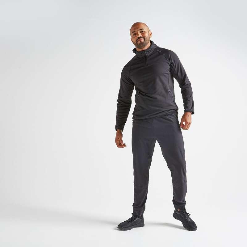Fitnesz Cardio Férfi ruházat kezdő Fitnesz - Fitnesz nadrág FPA 500 DOMYOS - Fitnesz