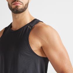 有氧健身背心FTA 500-黑色