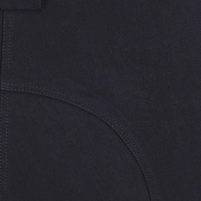 Pantalon équitation femme BR500 basanes marine - 172506