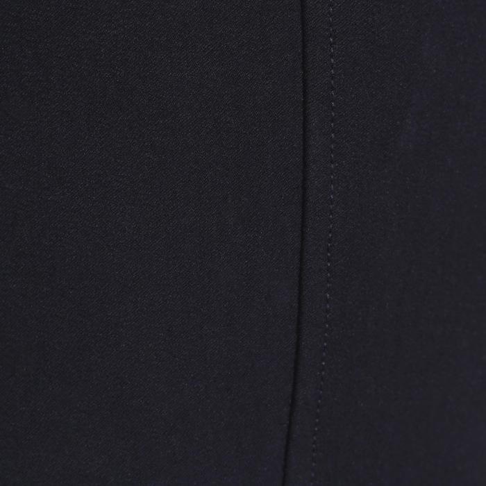Pantalon équitation femme BR500 basanes marine - 172508