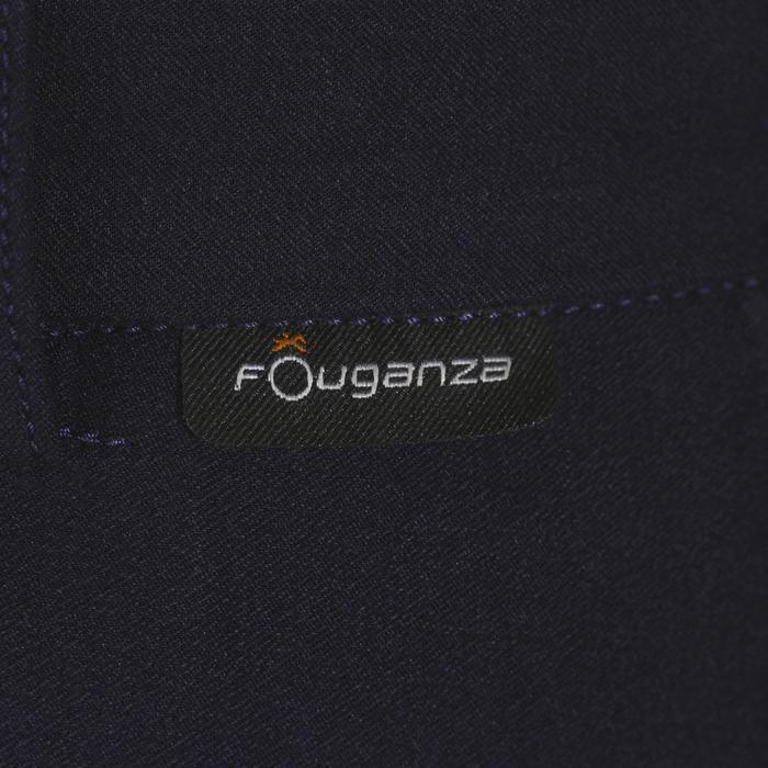 Pantalon équitation femme BR500 basanes marine - 172510