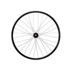 Vorderrad 700 Rennrad Scheibe Doppelwand (Tubeless möglich)