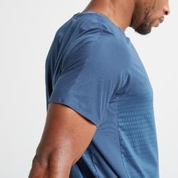 Tee shirt cardio fitness training homme FTS 920 bleu