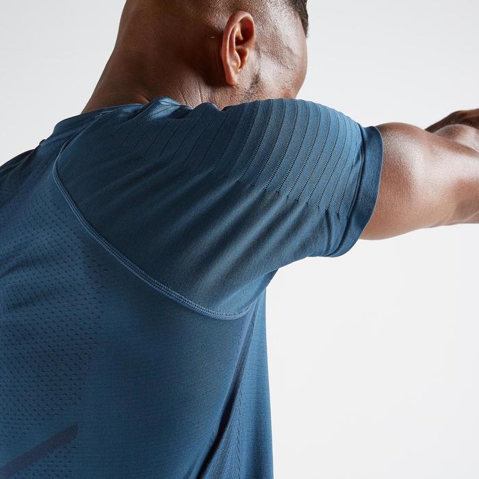 FTS 900 Fitness Cardio Training T-Shirt - Blue