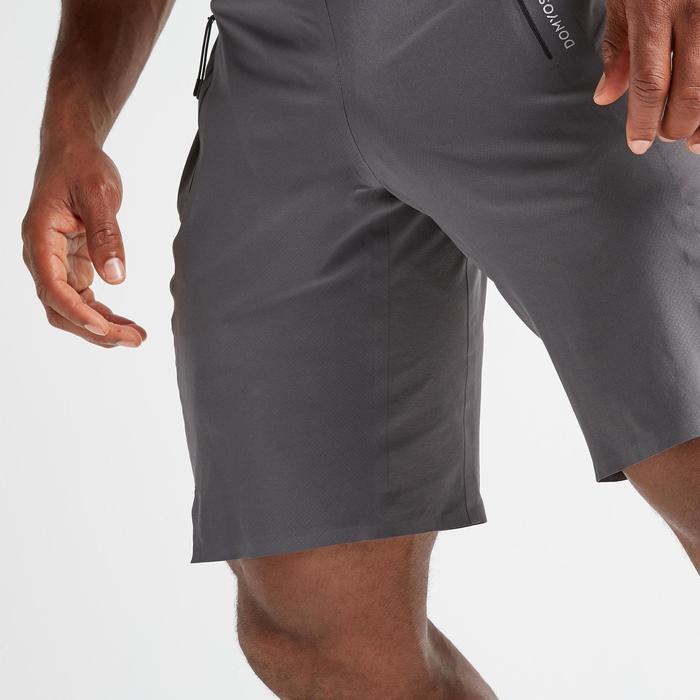 Short voor cardiofitness heren FST 900 grijs