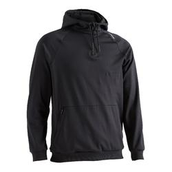 FSW 500 Fitness Cardio Training Sweatshirt - Black