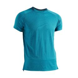 FTS 520 Fitness Cardio Training T-Shirt - Turquoise Blue
