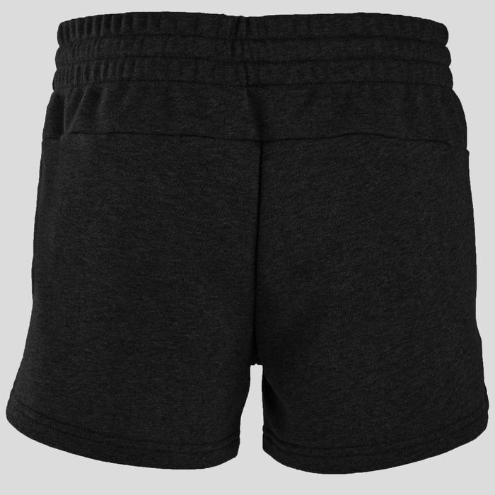 Sporthose kurz Damen schwarz